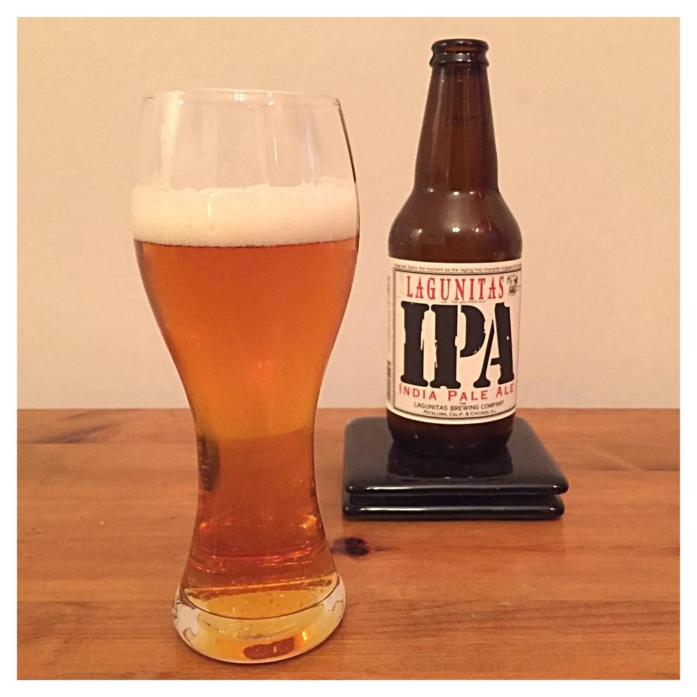 Lagunitas IPA Poured - Craft Beer Reviews