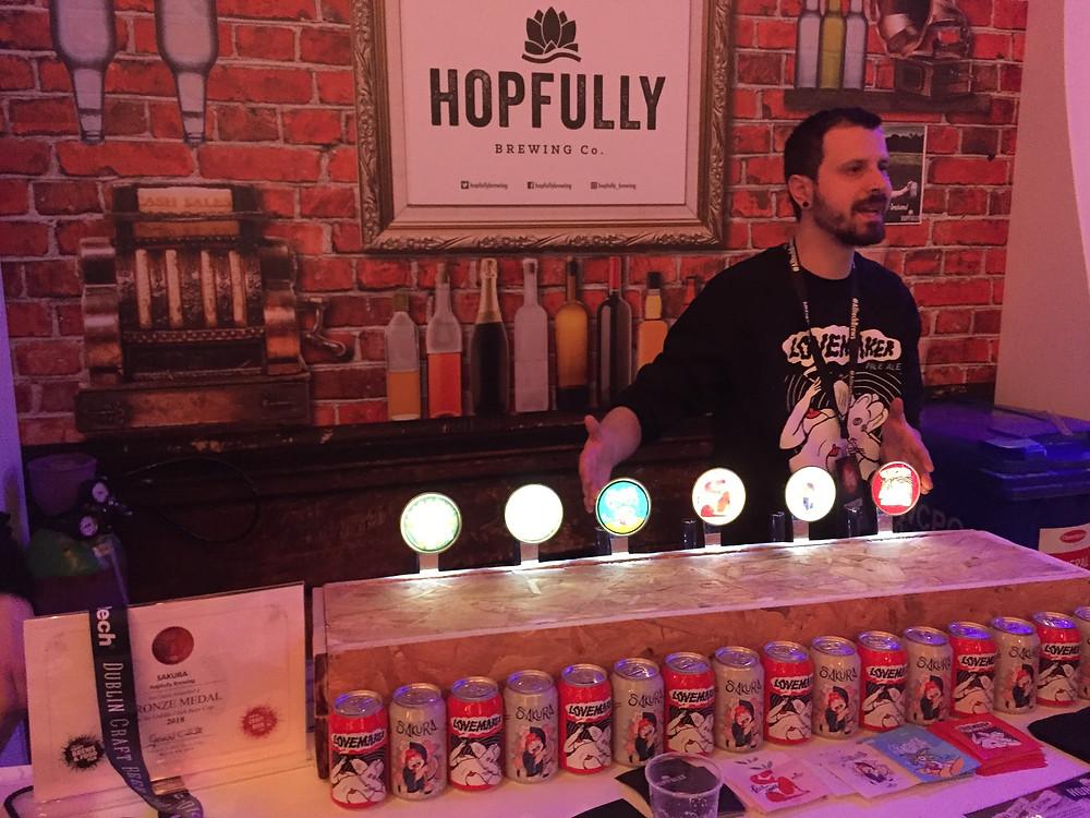 Hopfully Brewing - Alltech 2018
