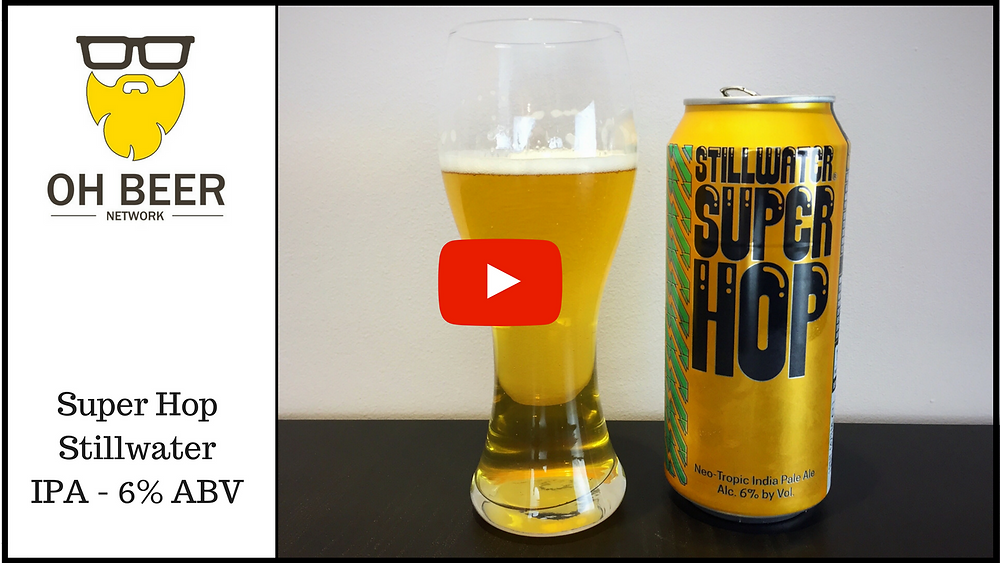 Sillwater - Super Hop - Craft Beer Review