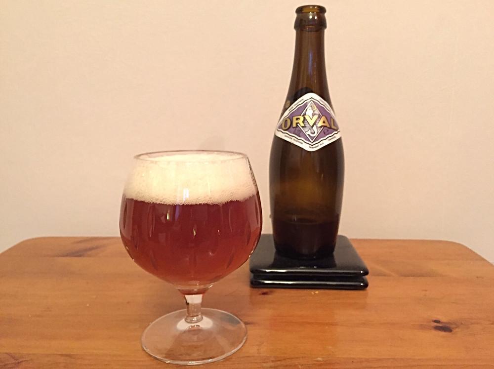 Irish Beer Blog - Oh Beer Network - Orval Review