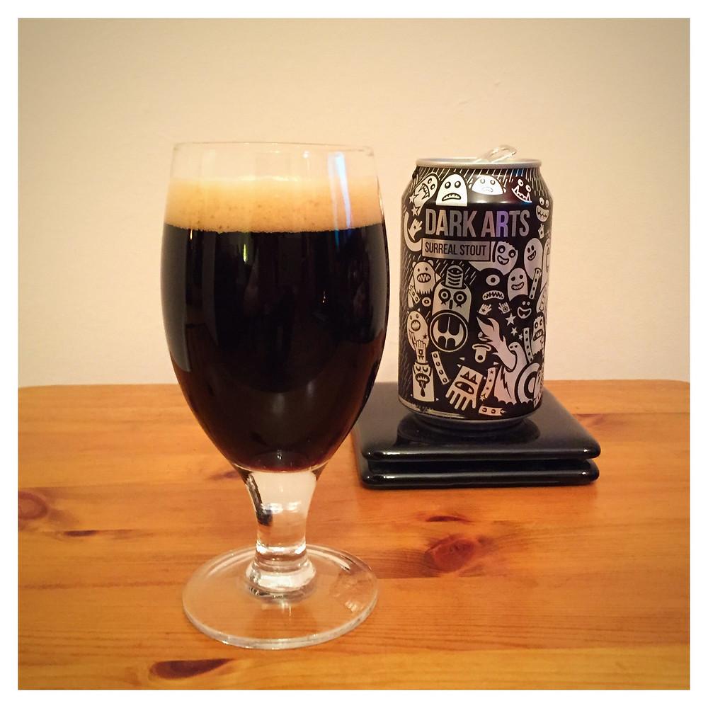 Dark Arts Poured - Craft Beer Reviews
