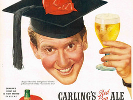 Musings of an Irish Beer Drinker - The Student Years