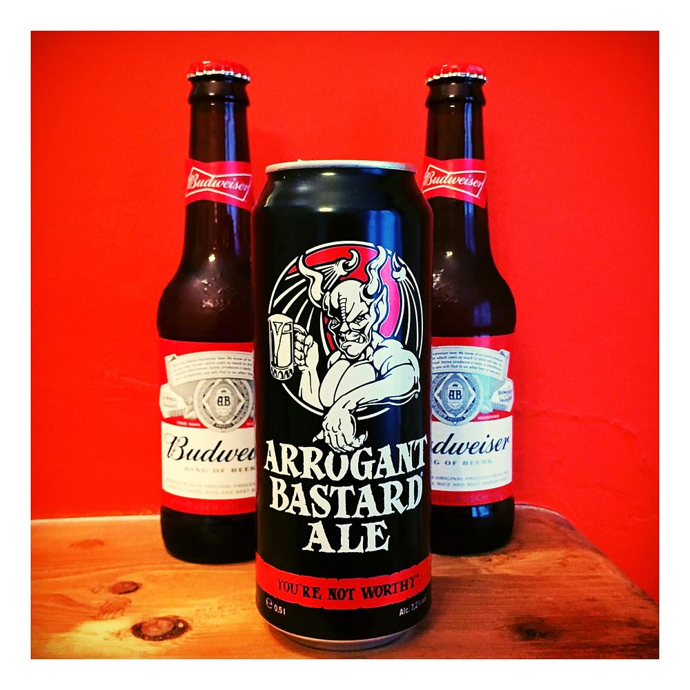 Arrogant Bastard - Craft Beer Reviews