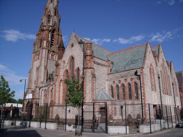 ABV Festival 2017 - Carlisle Memorial Church