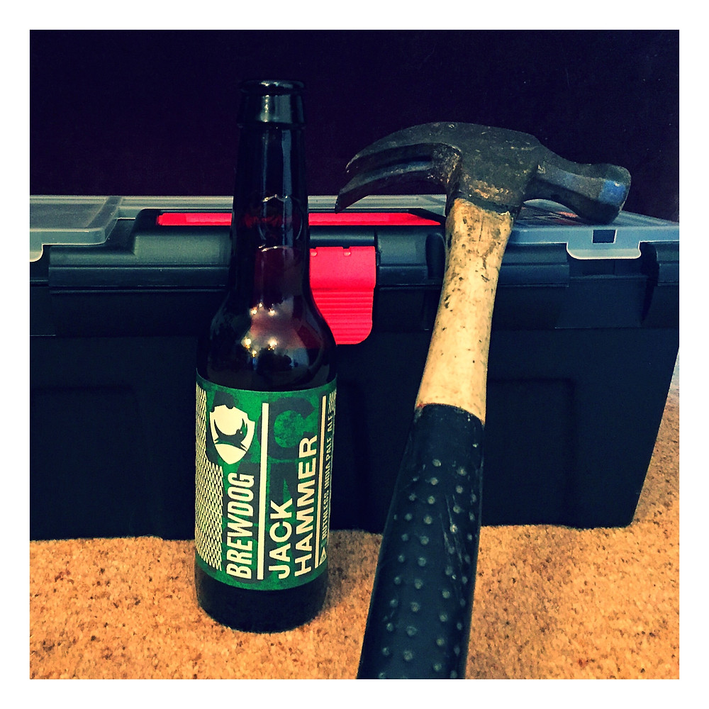 Jack Hammer - Craft Beer Reviews