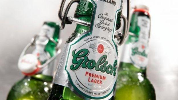 Oh Beer Network - Grolsch Lager