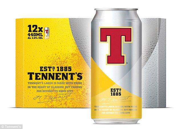 Oh Beer Network - Tennent's Lager