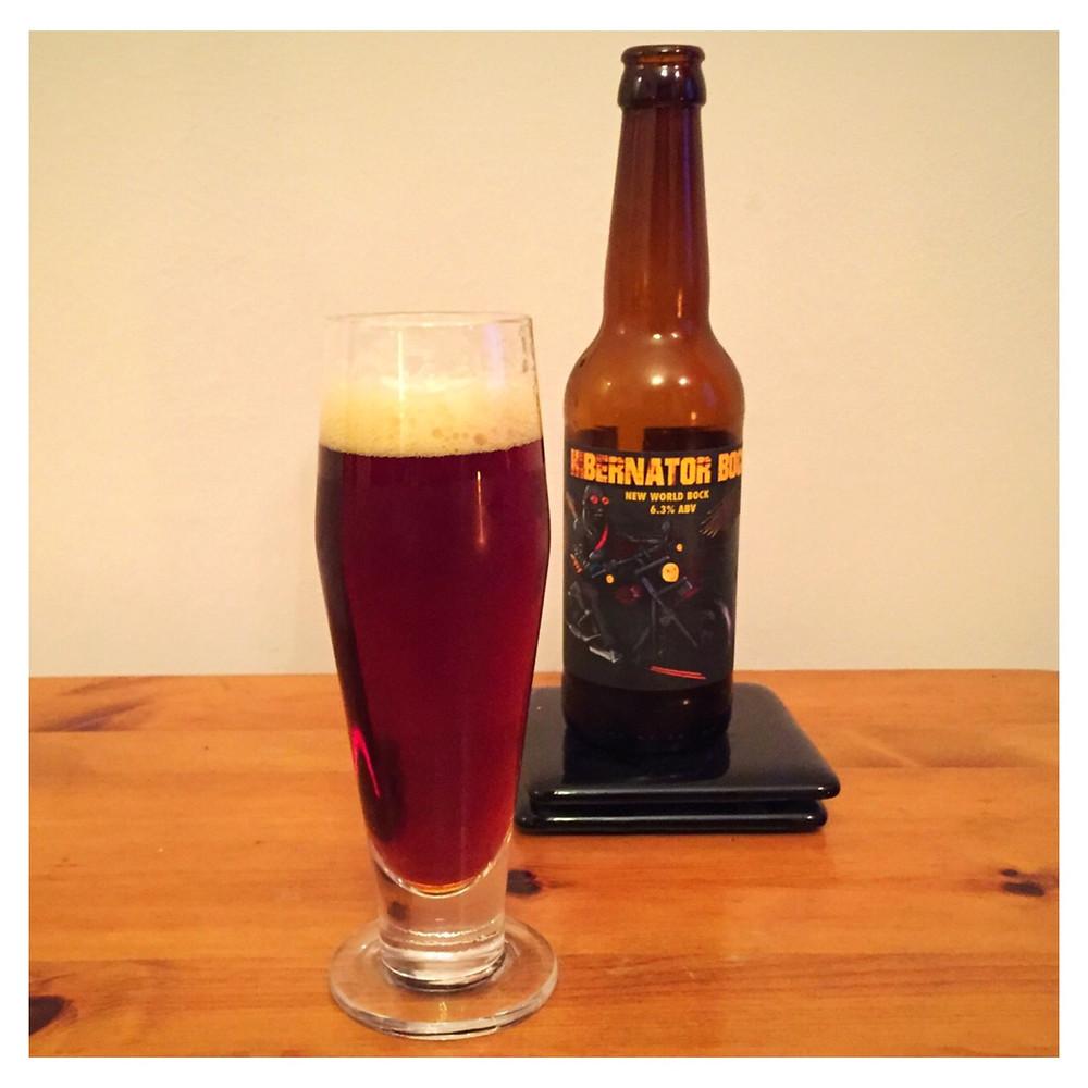 Hibernator Bock Poured - Craft Beer Reviews