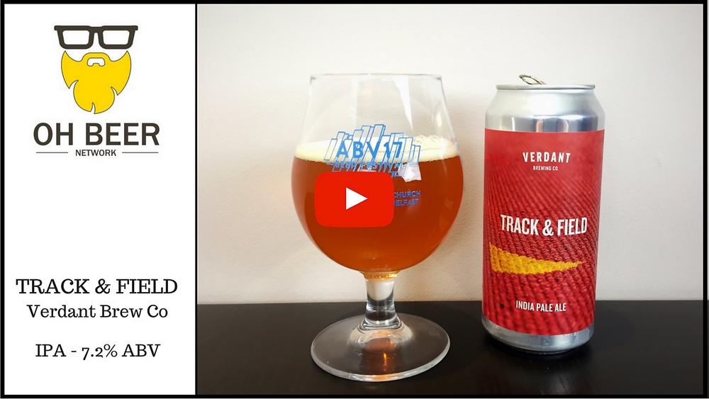 Track & Field - Verdant Brewing Co