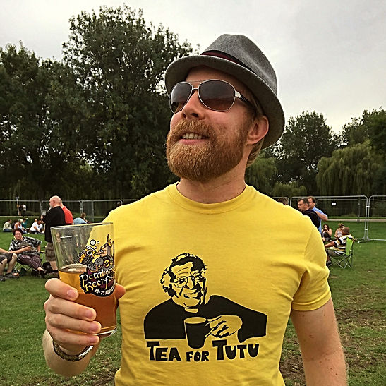 Andrew Hamilton - Creator of Oh Beer Network