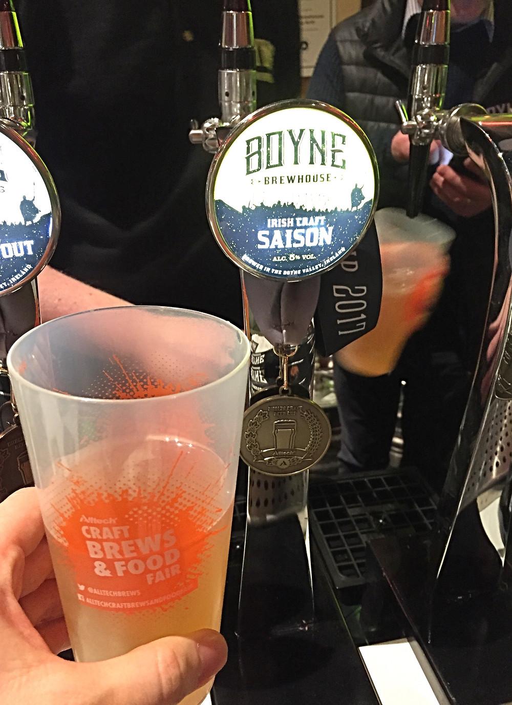 Alltech Craft Beer Festival - Boyne Brewhouse