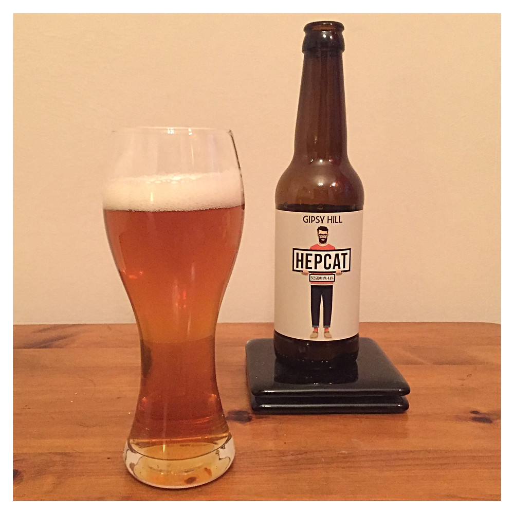 Hepcat - Gipsy Hill Brewing - Craft Beer Review
