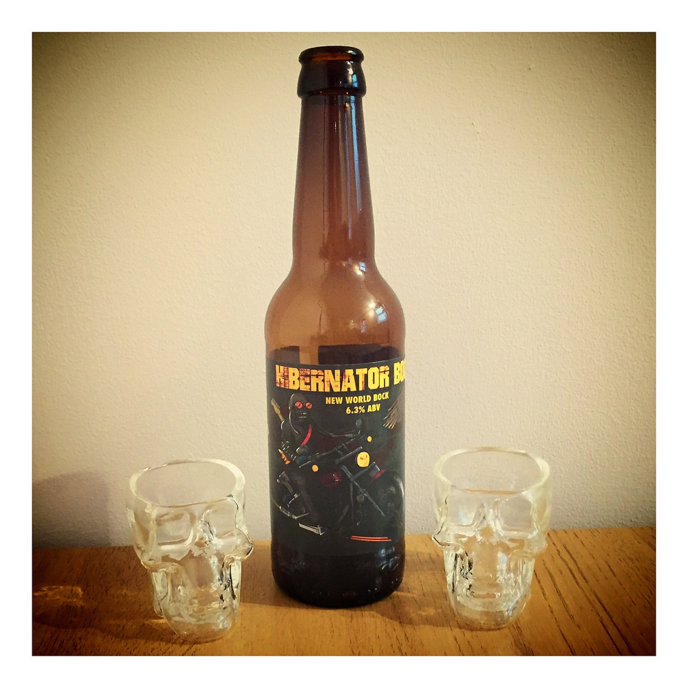 Hibernator Bock - Craft Beer Reviews