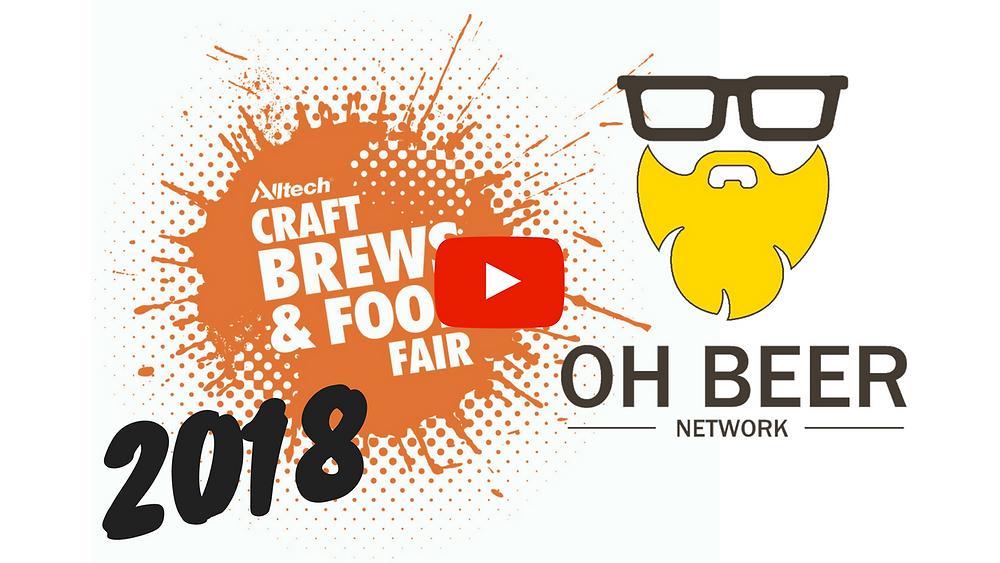 Alltech Craft Brews Fest 2018 - Walkthrough