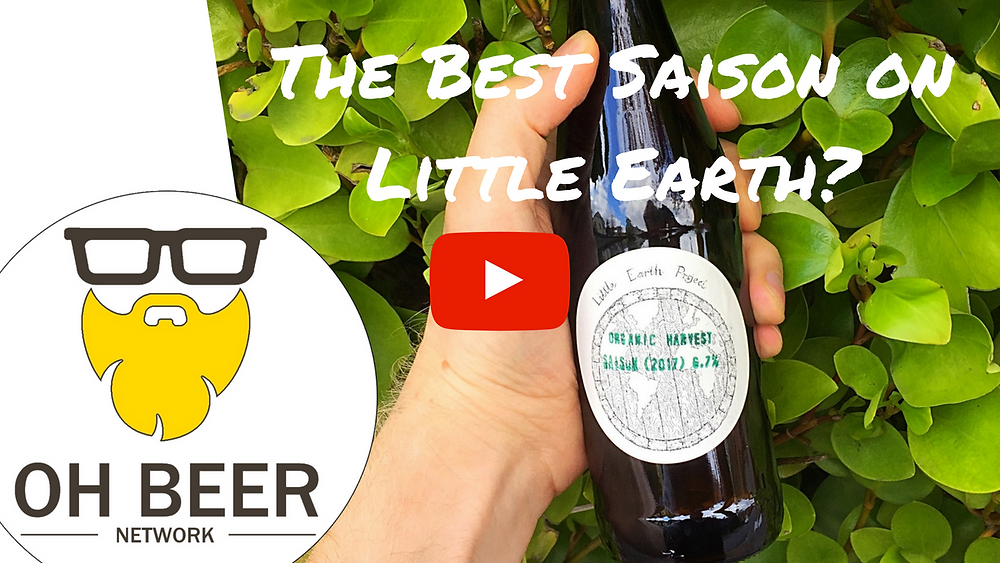Beer Review - Organic Harvest Saison - Little Earth Project