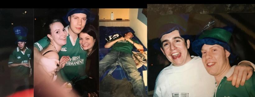 An Irish Student's Beer Drinking Adventure - Huddersfield University