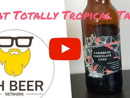 Video Beer Review:  Caribbean Chocolate Cake - Siren Craft Brew/ Cigar City