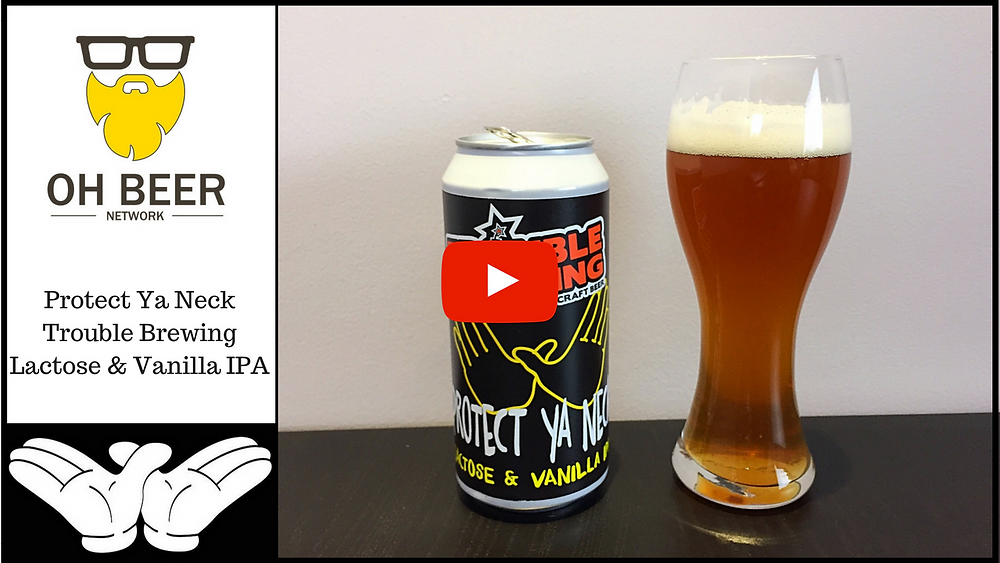 Protect ya Neck - Trouble Brewing - Irish Craft Beer review