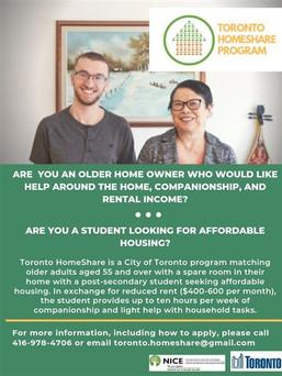 Canada HomeShare Program