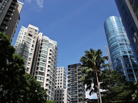 Condo resale volumes in Singapore hit 10-year high; prices up 0.1% in March: SRX