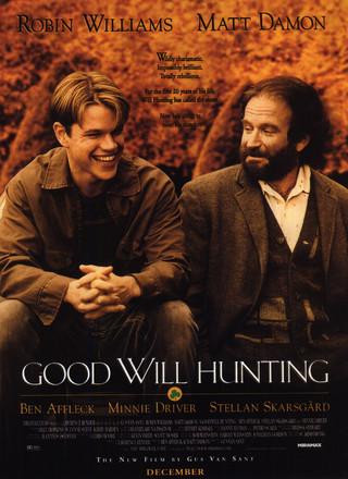 Gênio Indomável (Good Will Hunting) 1997
