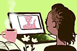 Psicoterapia online. Orientaçã psicológica online