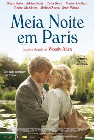 Meia Noite em Paris (Midnight in Paris) 2011