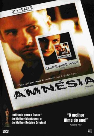 Amnésia (Memento) 2000