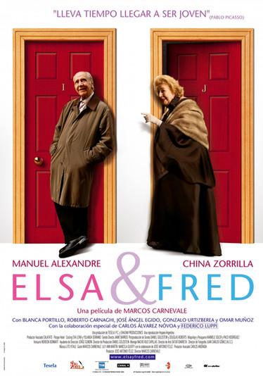 Elsa e Fred - Um Amor de Paixão (Elsa & Fred) 2004