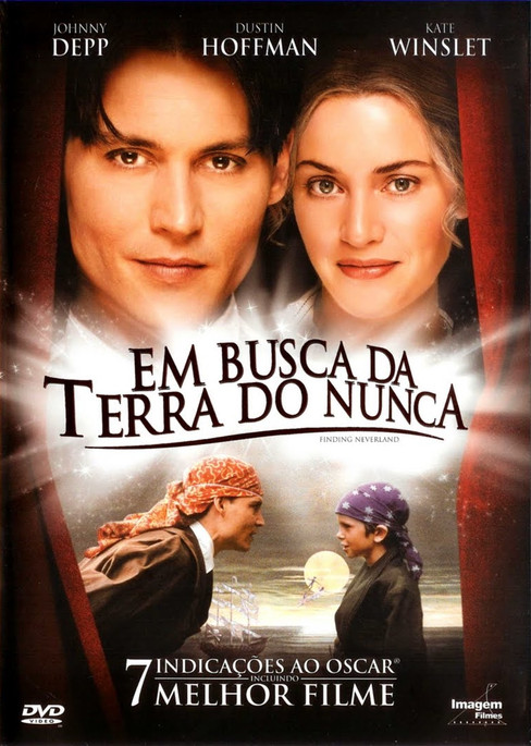 Em Busca da Terra do Nunca (Finding Neverland), 2004