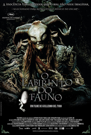 Labirinto do Fauno, O (El laberinto del fauno) 2006