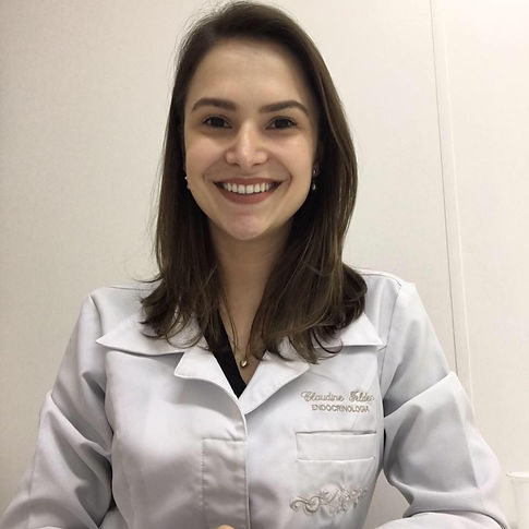 Dra Claudine Felden encocronologista Porto Alegre