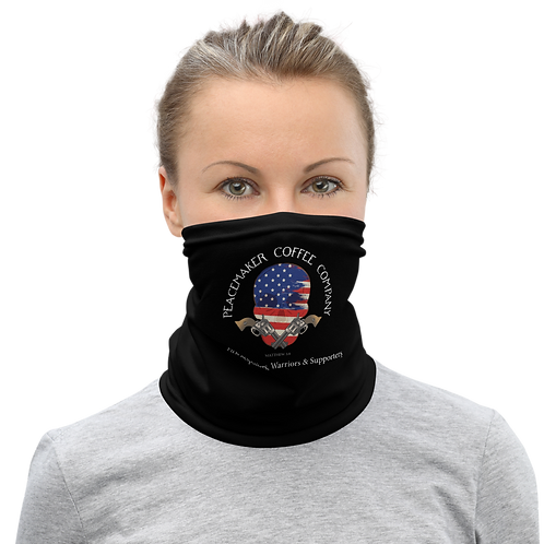 PCC - Neck Gaiter - Black