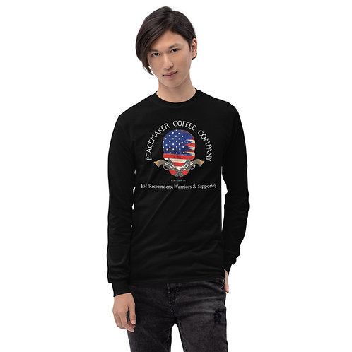 PCC Logo - Men's Long Sleeve Shirt
