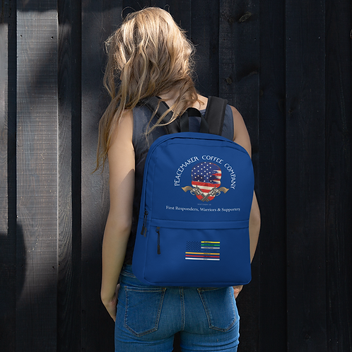 PCC Logo - Backpack