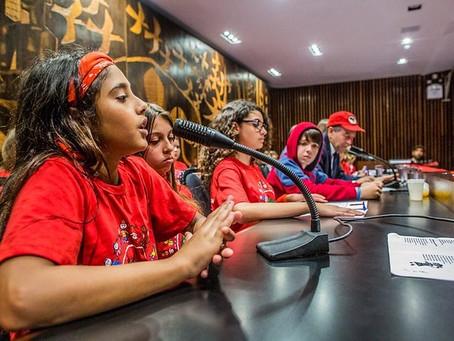 O direito de participação da criança: por que é tão importante participar?