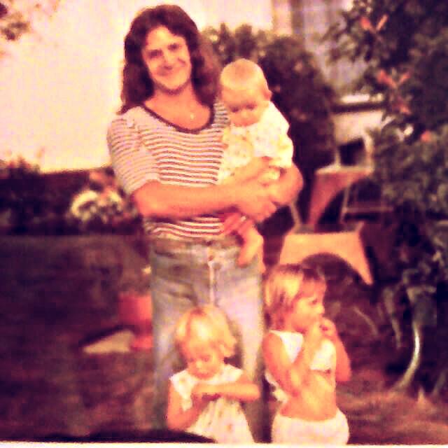 Ernest with children