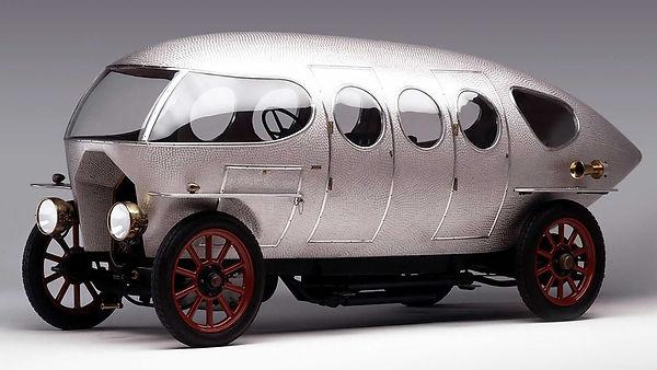 A.L.F.A 40/60 Aerodinamica Concept
