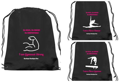#STRONG GIRLS SQUAD Sling Bag