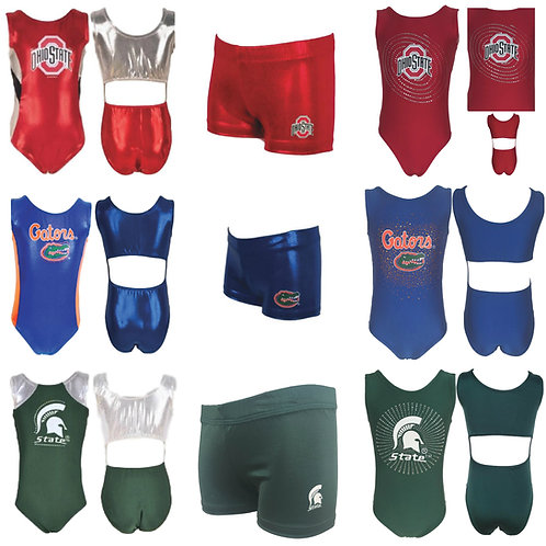 Official Licensed College Gear!