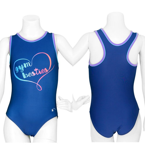Special Edition Gym Besties Leotard (Sold in a Set of 2)