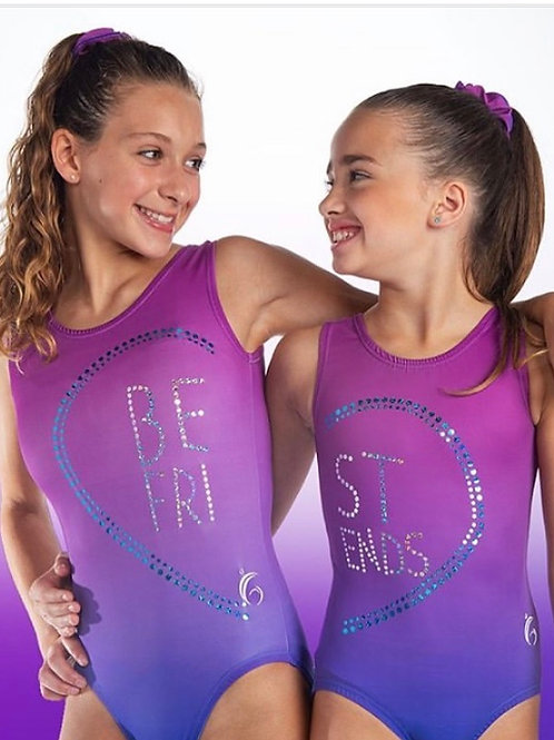 Special Edition Ombre Best Friends Leotard (Sold in a Set of 2)