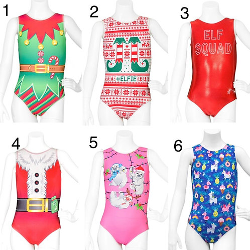 *Holiday* Leotards Part 2