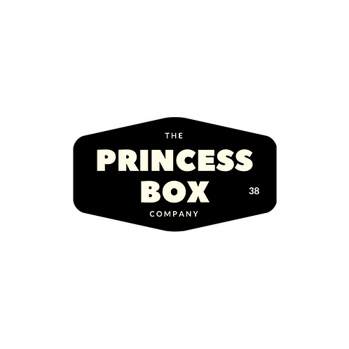 Princess Pack (Princess, Mermaid, Unicorn, Fairy) Box