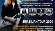 Roland Grapow se prepara para vir ao Brasil