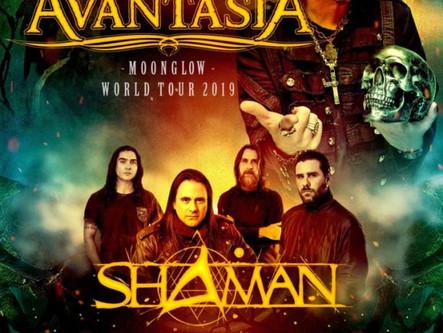 Avantasia se prepara para show em São Paulo em junho
