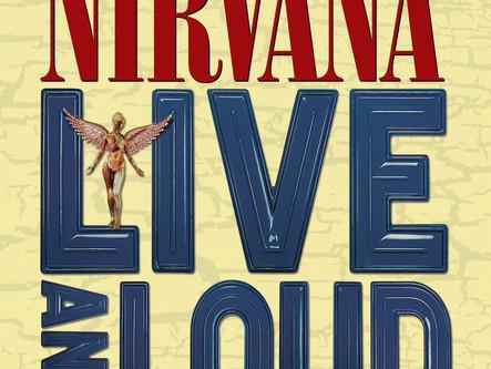 Show icônico do Nirvana será lançado em vinil