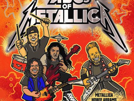 Metallica vai lançar livro infantil