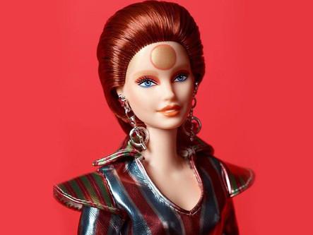 David Bowie inspira edição especial da boneca Barbie