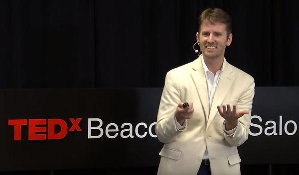 TedX Kevin Miller